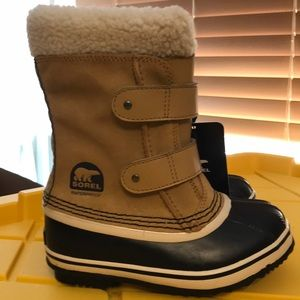Sorel Waterproof Snow Boots NWT rated -40 degrees